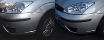 colour coded bumper repairs perth