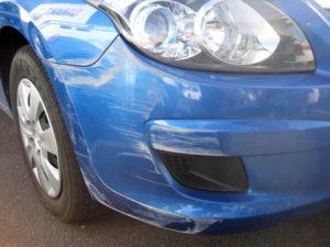 Bumper Repairs Stirling