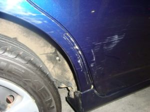 Car Scratch Repairs Stirling