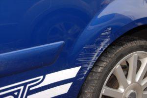 Car Scratch Repairs Perth