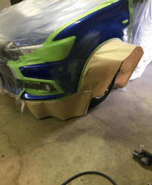 Bumper Repair Jarrahdale